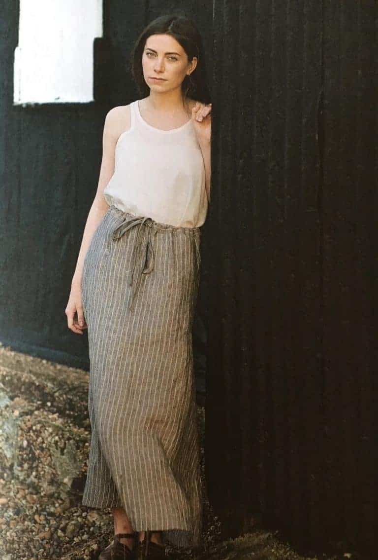 love this saltmarsh skirt pattern by merchant and mills. Click through for more skirt making ideas you'l love