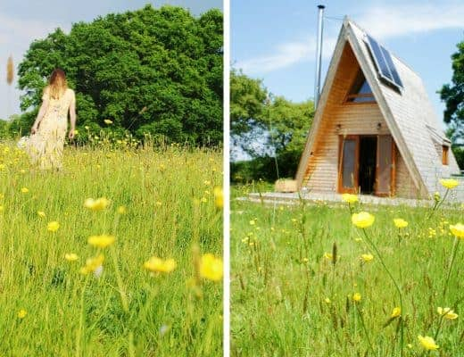 tiny homes holidays isle of wight