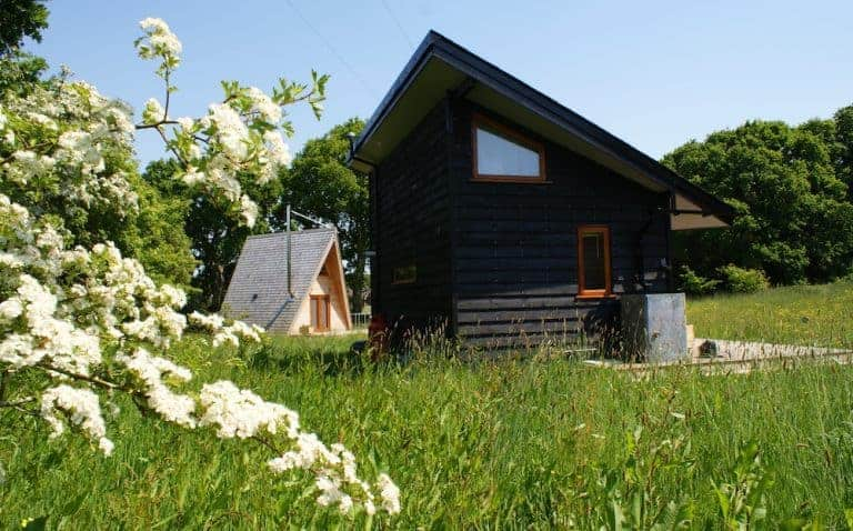 love these tiny homes eco cabins isle of wight