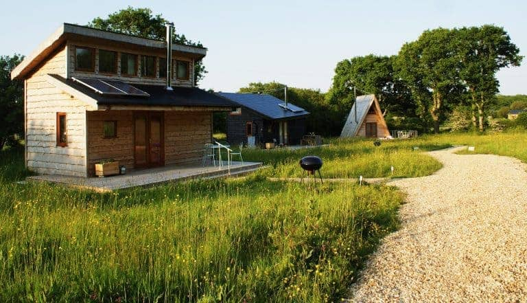 love these eco tiny homes holidays isle of wight