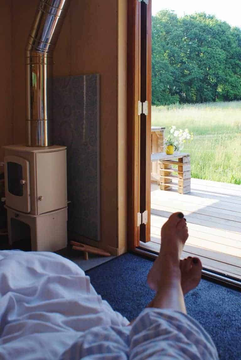 loved tiny homes holidays isle of wight eco cabins. Click through for more beautiful images