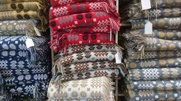welsh blankets jane beck
