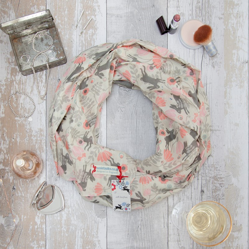 Wild-Hare-Pink-100-cotton-scarf