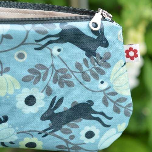 susie faulks wild hare purse