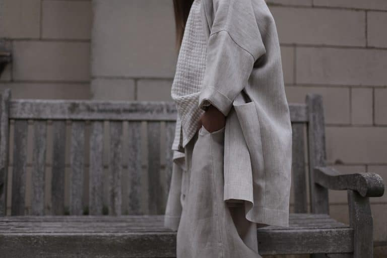 nadinoo shibui linen collection of clothing