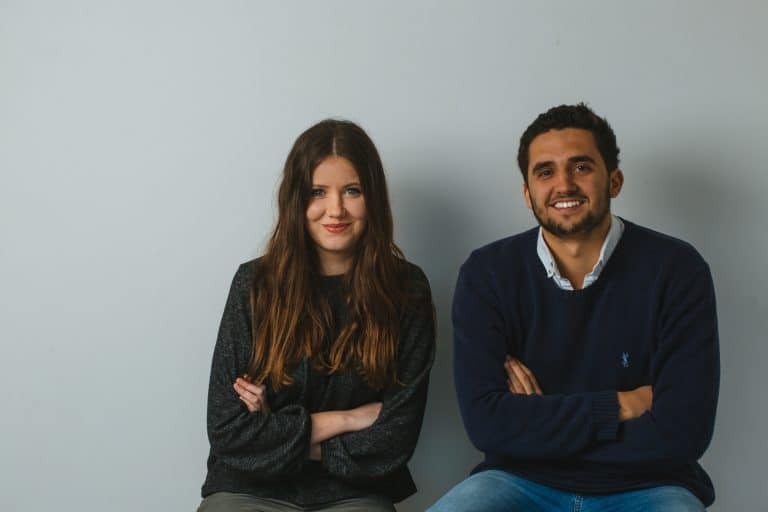 wearth london founders imogen and ed