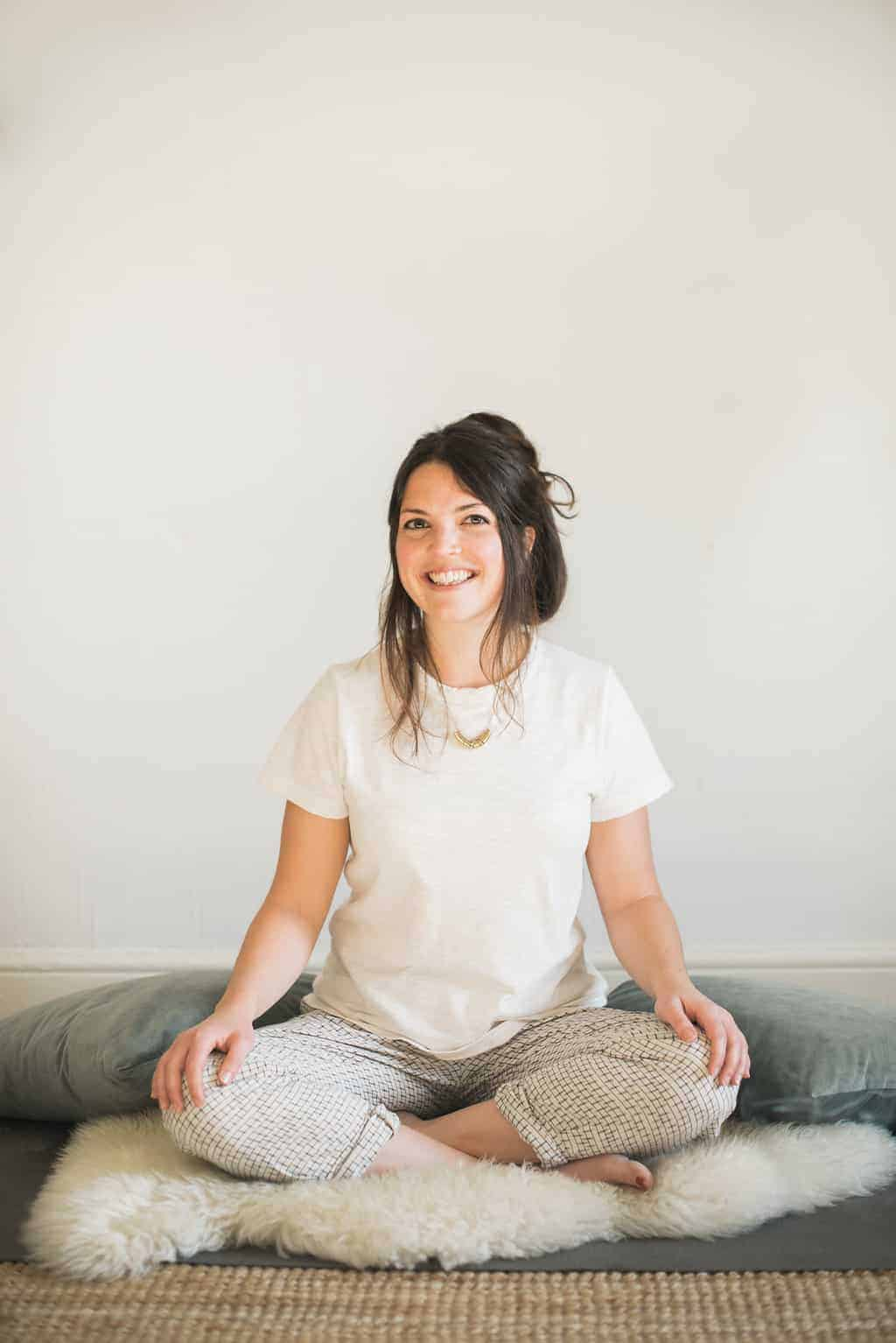 love The Yoga Brunch Club founded by Clem Balfour. Click through to discover Clem's inspirations, tips for finding happiness and creativity and one or two simple pleasures and local loves
