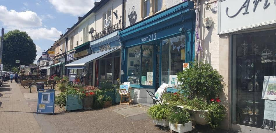 love the indie shops on Gloucester Road Bristol - one of the wonderful local loves shared by Clem Balfour, founder of The Yoga Brunch Club. Click through to discover more of Clem's simple pleasures and inspirations