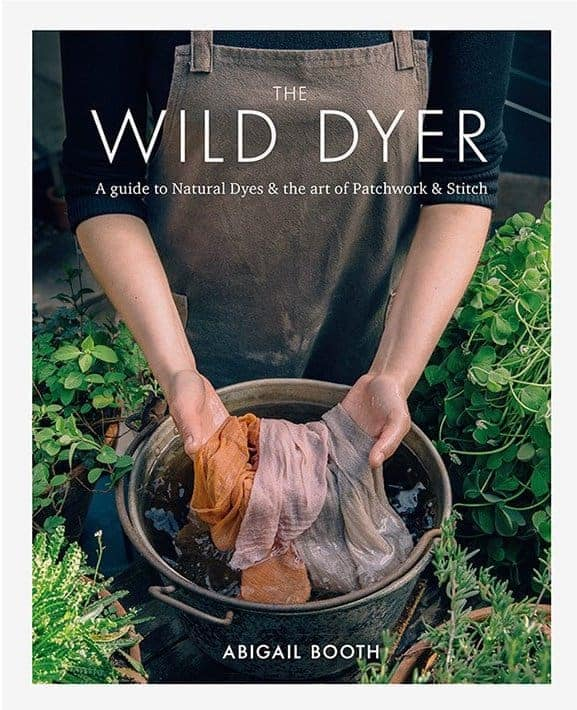 love this wild dyer book by abigail booth which makes the perfect inspirational and ethical gift. Full of tips for creating natural dye effects using wild foraged ingredients. Click through for more ethical gift ideas for Christmas you'll love .
