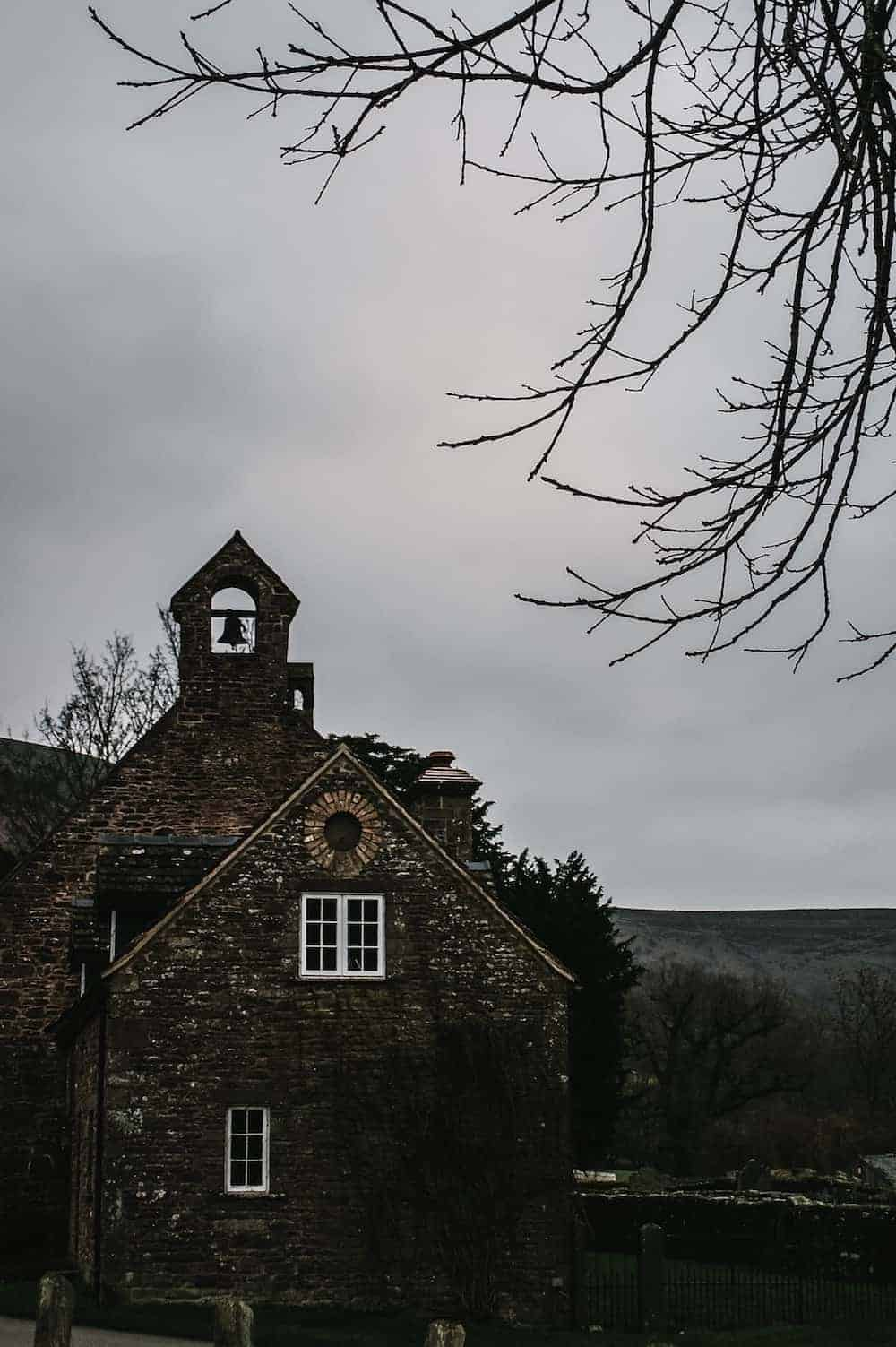 loved the chapel and ruins at Llanthony priory in the Brecon Beacons national park in wales. Click through to see more images from our stay as well as inside shots of beautiful modern rustic Patrishow Farm where we stayed