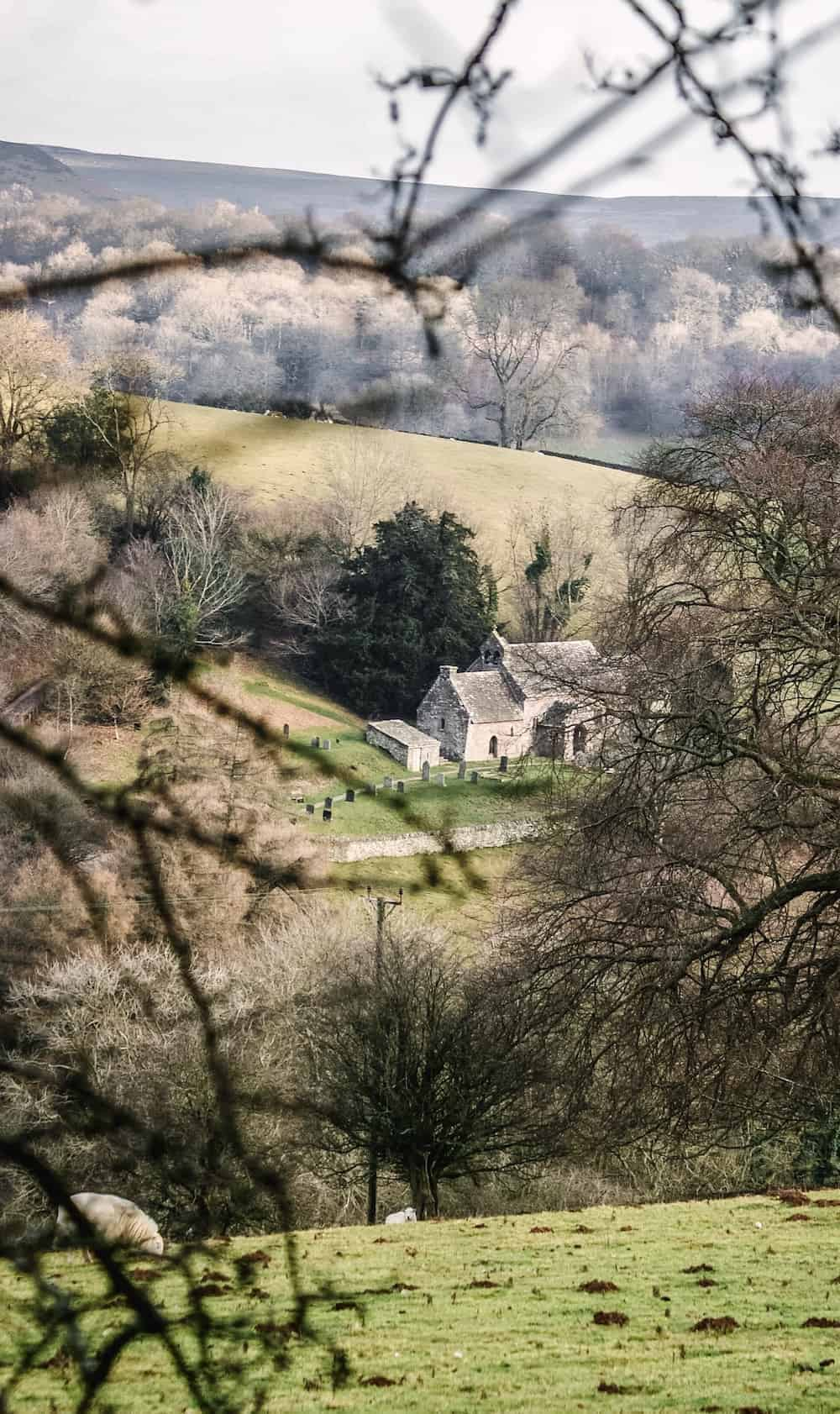 love this old chapel church near Crickhowell in the Brecon Beacons national park in wales. Click through to see more images from our stay as well as inside shots of beautiful modern rustic Patrishow Farm where we stayed