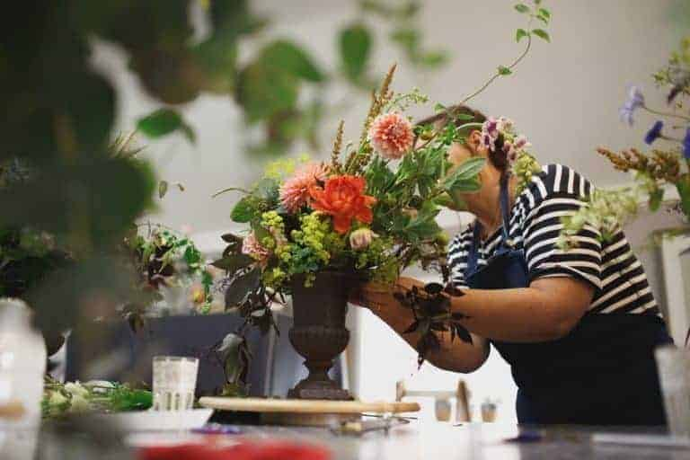 love simply by arrangement flowers in yorkshire - a workshop and cutting garden passionate about creating sustainable, seasonal flower designs using sustainable british flowers. Click through to find out more
