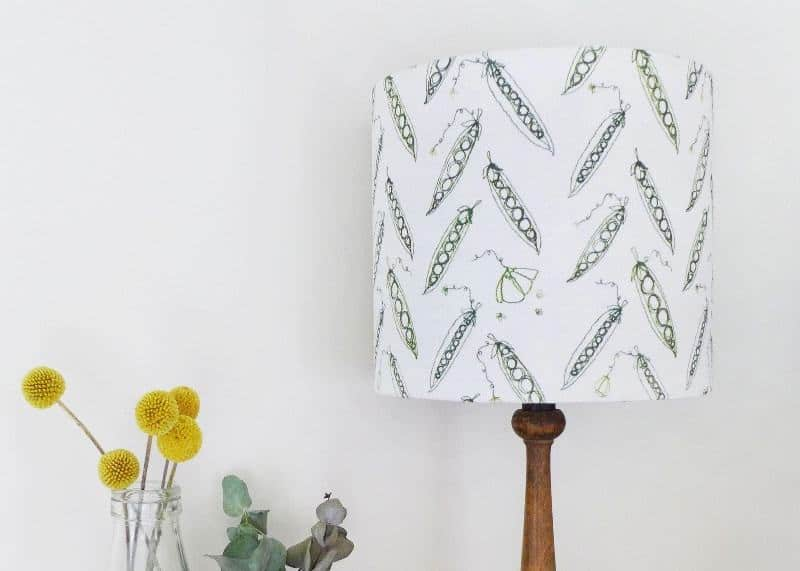 linen-peas-lampshade-3