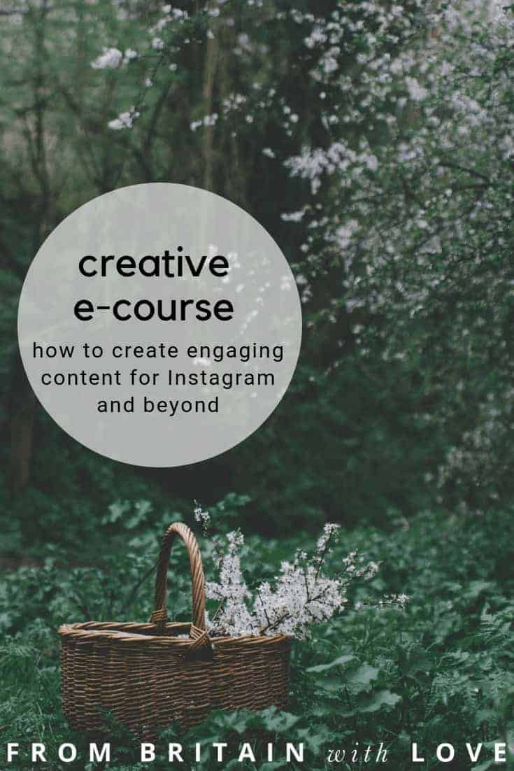 online e-course by Circle of Pine Trees - how to create engaging stories for Instagram and beyond. Click through to get your free ebook or sign up for the Little Stories of Your Life Instagram and creative story telling ecourse with Laura Pashby, deputy editor of 91 Magazine #instagram #ecourse #storytelling #online #course #circleofpinetrees #frombritainwithlove #onlinecourse #photography #storytelling