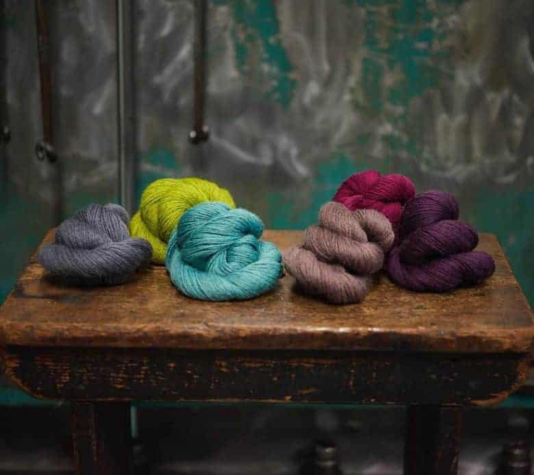 john arbon ethical yarns