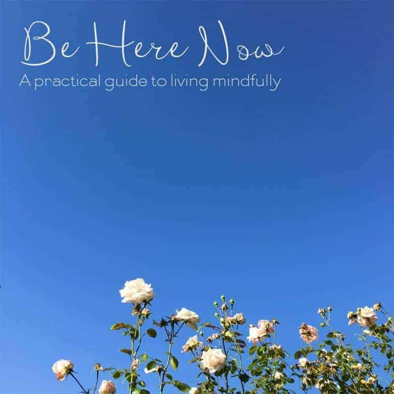 be here now mindfulness eccourse gabrielle treanor wellbeing mindfulness coach and ecourse and podcast provider has help and advice for worrying less and enjoying life more