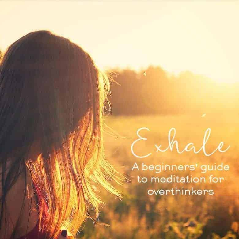 Exhale mindfulness eccourse gabrielle treanor wellbeing mindfulness coach and ecourse and podcast provider has help and advice for worrying less and enjoying life more