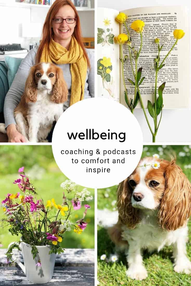 gabrielle treanor wellbeing and mindfulness coaching and podcasts to comfort and inspire you. Click through to get all the details you need to download Gabrielle's free ebook guides to mindfulness, wellbeing and happiness as well as her podcasts, coaching and courses. #mindfulness #anxiety #worryless #coaching #frombritainwithlove #podcasts