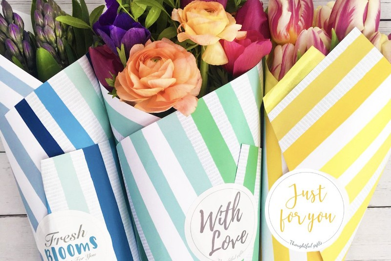 kelly-rideout-flower-gift-Wrapping