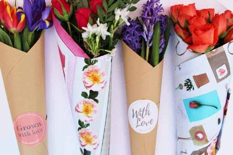 kelly rideout flower wrap and sticker sets