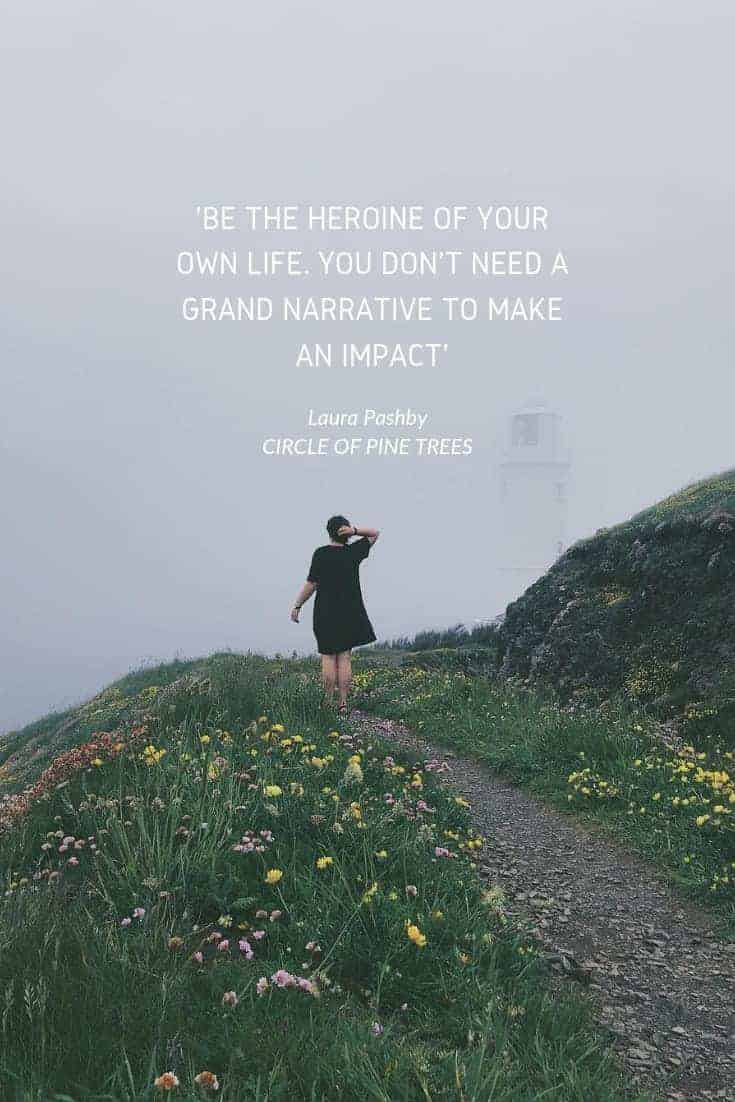 Creative business success depends on finding a strong, creative voice and confidence on Instagram and beyond, and I love this inspirational ecourse by Laura Pashby of Circle of Pines. Click through for 10 essential tips and creative business ideas to help you make a living from doing what you love #creativebusiness #businessadvice #tips #ideas #experthelp #creatives #frombritainwithlove #photography #makers #instagram #circleofpines #instahelp