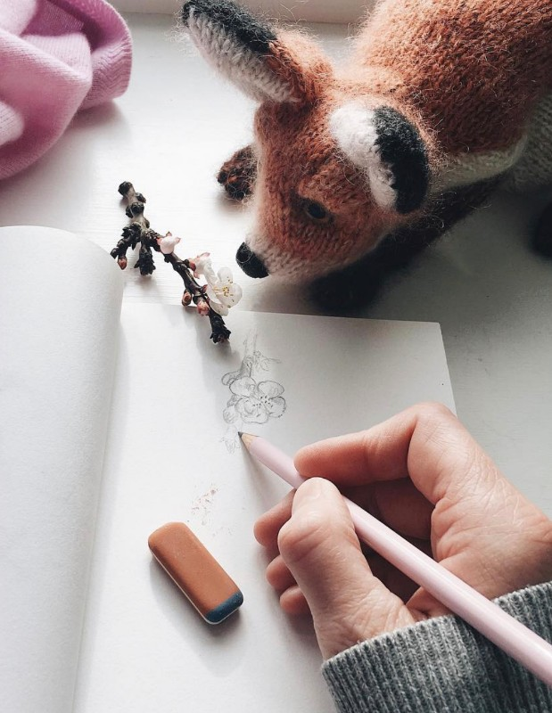 how-to-knit-a-fox
