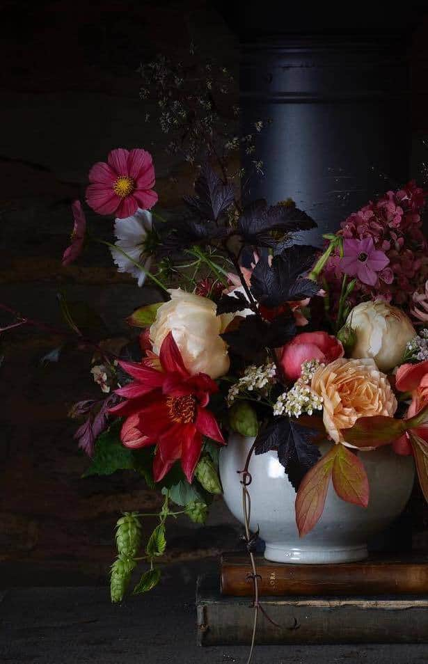 wild bunch flowers - sustainably grown in Shropshire on the farm cutting garden - seasonal and naturally beautiful