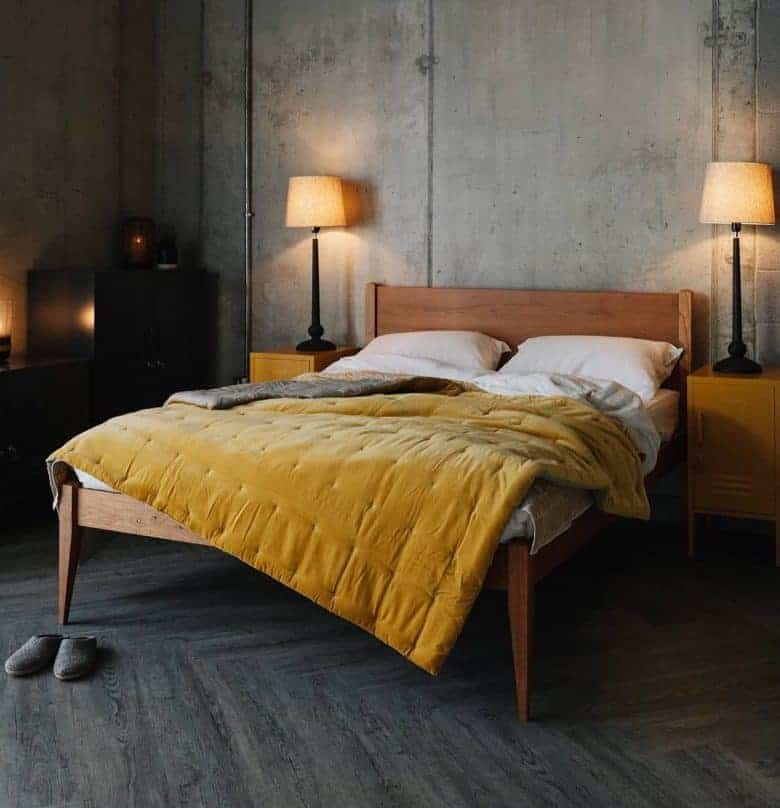 natural bed company handcrafted beds and furniture using sustainable woods and made in britain #handcrafted #furniture #fourposter #bed #wood #sustainable