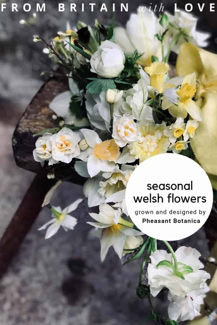 love pheasant botanica growers of seasonal welsh flowers and british flowers in wales and creative floral designers for weddings in wales and other events. Click through to see more beautiful images and to get all the info you need to connect with this very special independent welsh flower business
