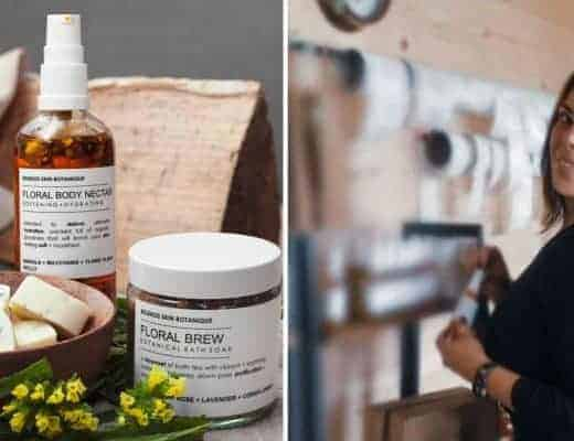 meet rhi ball founder belenos skin botanique natural ethical skincare
