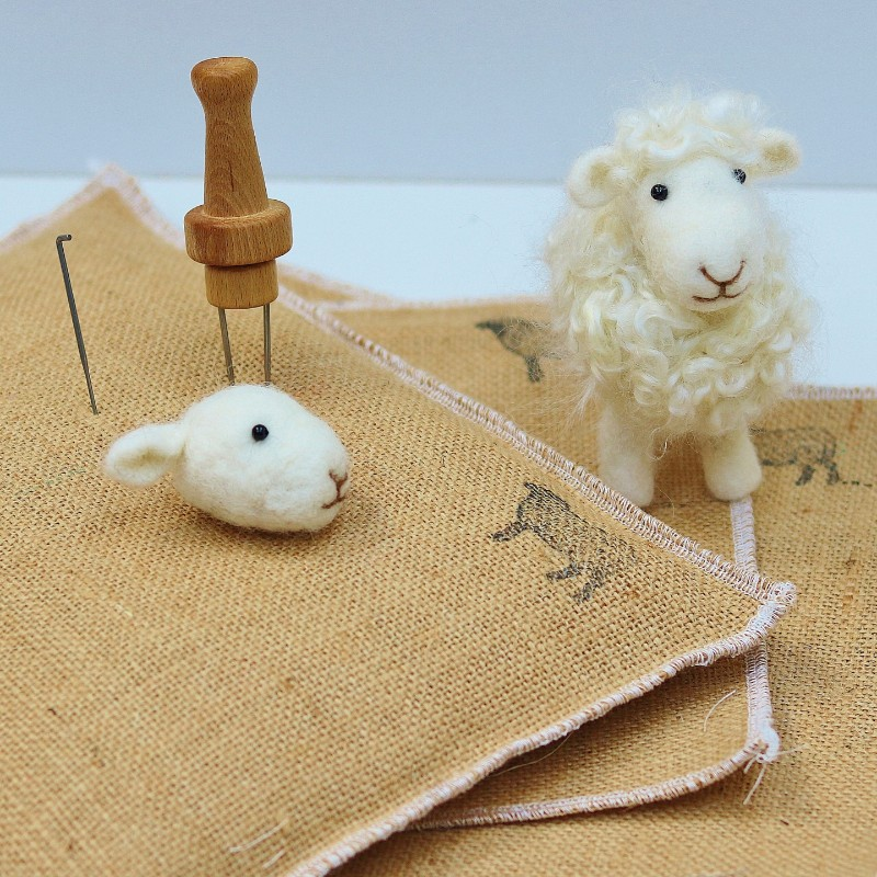 needle-felt-kit-sheep