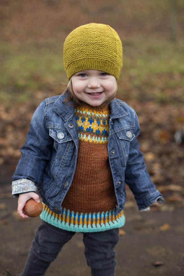 simple collection barley hat tin can knits free knitting pattern #free #knitting #pattern #hat #frombritainwithlove #simple
