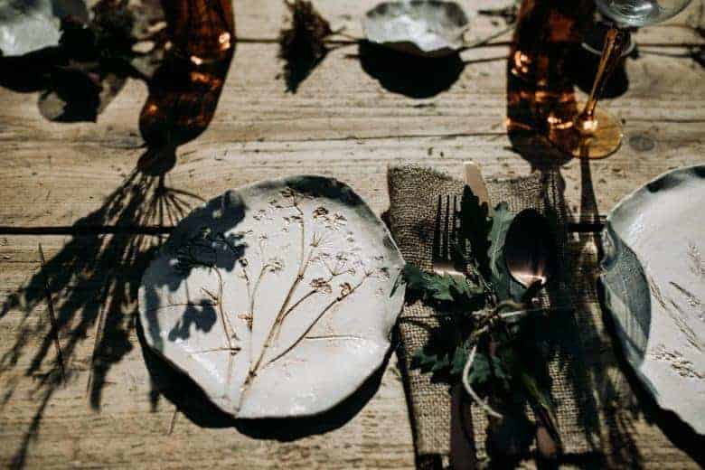 handmade ethical homeware by these two hands for autumn