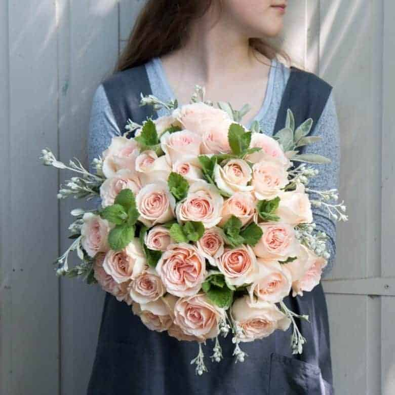 real flower company chandos beauty roses