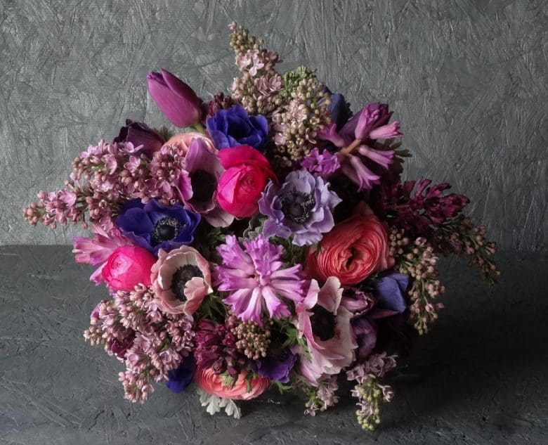 love these sustainable mothers day flowers from catkin flowers