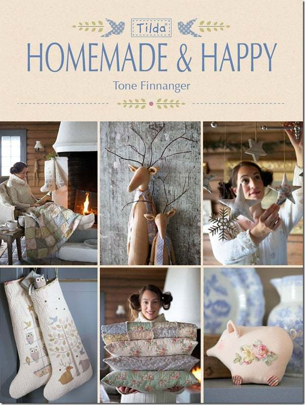 tilda homemade and happy book