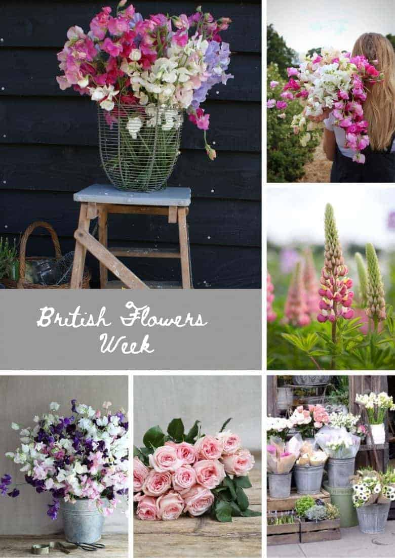 british flowers week 2020 how to get involved and how to join free workshops and get free printables #britishflowersweek #newcoventgardenmarket #frombritainwithlove