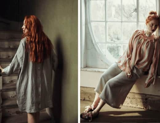ethical linen clothing lemeul mc made in london