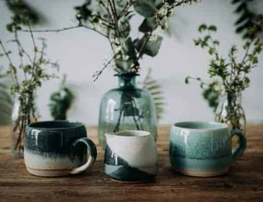 these two hands handcrafted mugs liz vidal and gifts