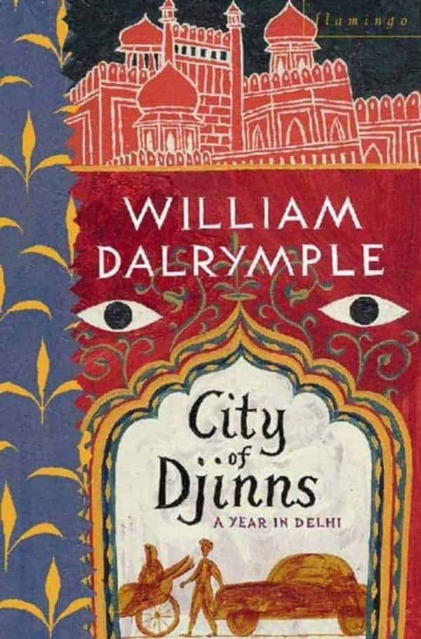 city of djinns william dalrymple