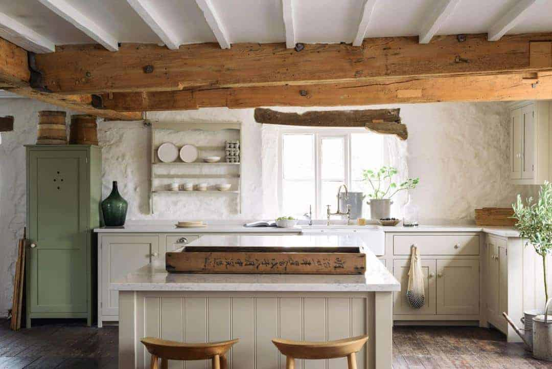 Modern Rustic Kitchen Ideas From Britain With Love
