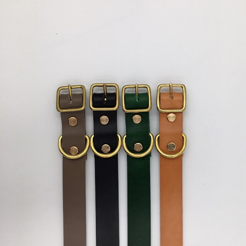 sustainable-leather-dog-collar-colours