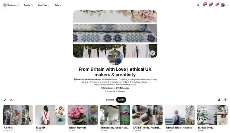 from britain with love pinterest tailwind marketing
