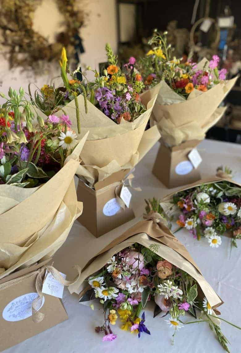 henthorn farm british flowers workshops