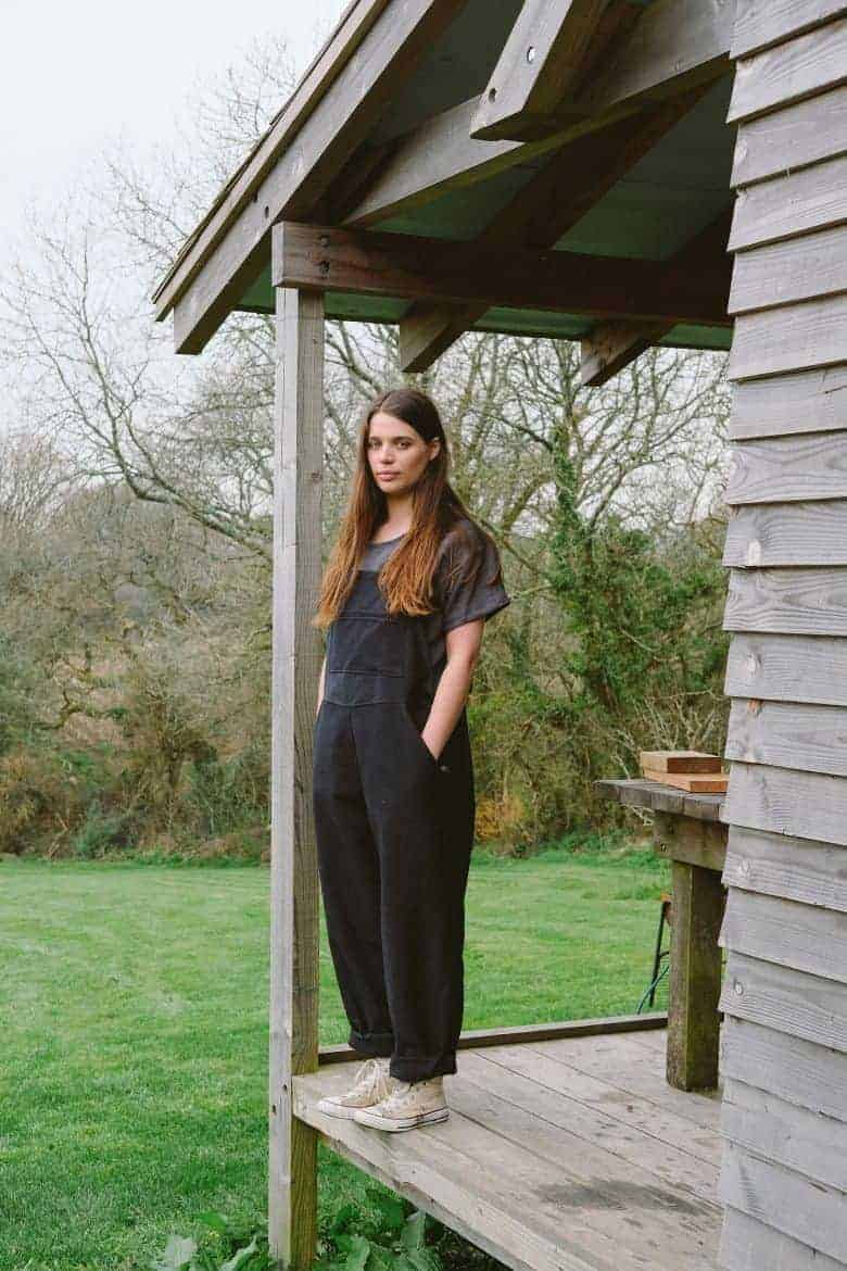 PHAEDRA sustainable clothing made in Britain