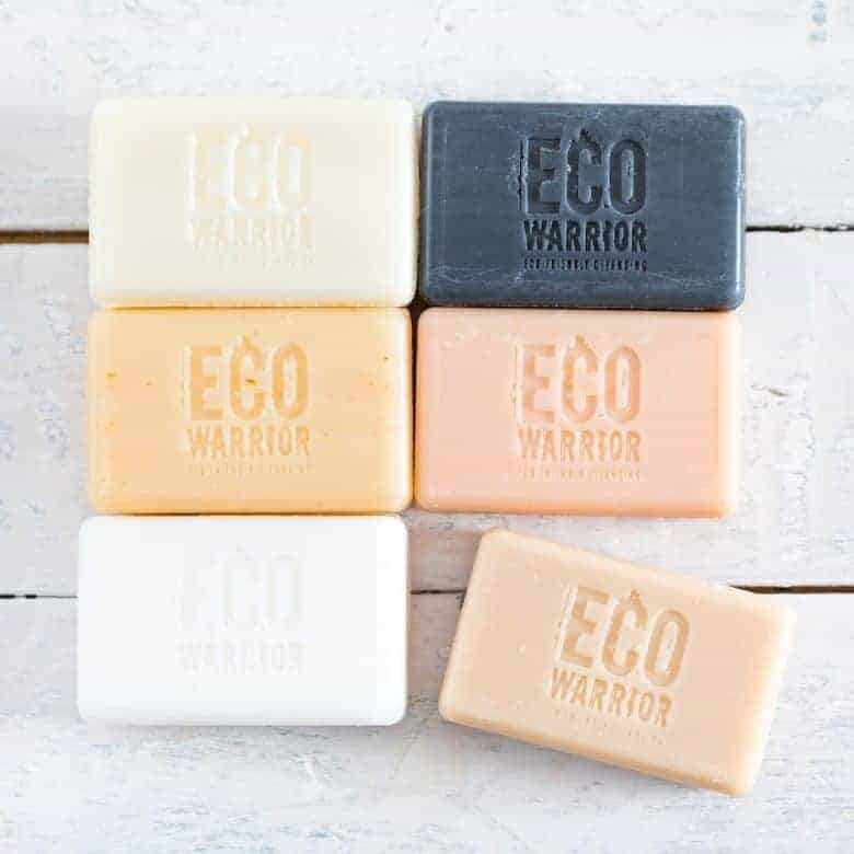eco warrior natural eco friendly plastic free vegan cruelty free aromatherapy soaps. We have 8 beautiful prizes to give away including a set of Complete Works, Mini Cube and Beauty Edit bars #competition #soaps #vegan #eco #natural #aromatherapy