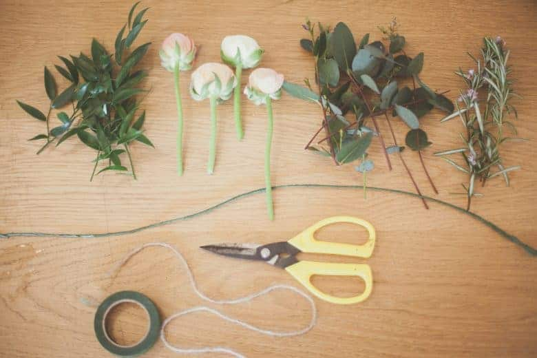 forage flowers workshops nature therapy workshops garden
