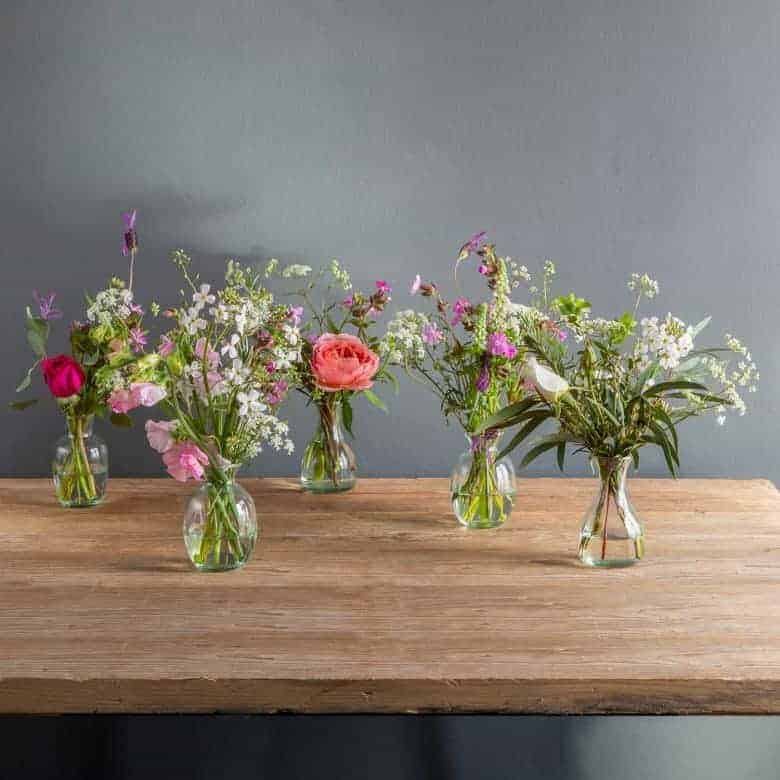 farm to vase flower subscription the real flower company