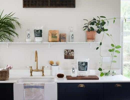 bower collective refill plastic free delivery service