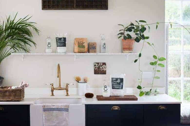 bower collective refil plastic free delivery service